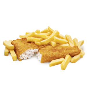 Cod-and-chips